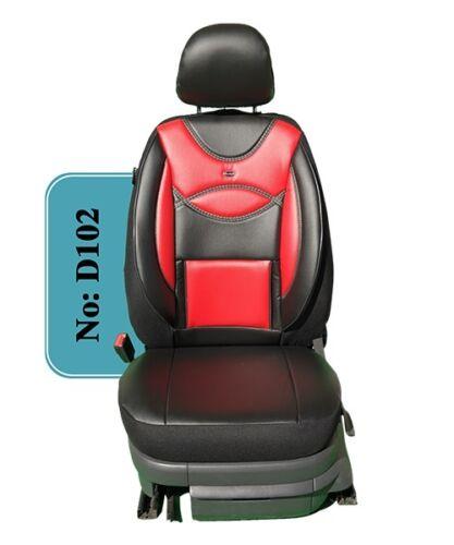 Toyota Yaris Sitzbezüge Schonbezüge Sitzbezug 1+1 Kunstleder D102