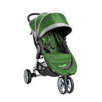 Baby Jogger 2016 City Mini Single Stroller - Evergreen - Free Shipping
