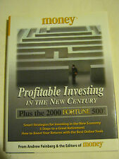 Profitable Investing In The New Century, Plus 2000 Fortune 500 (2000 HB)  (SS-6)