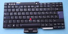 Tastatur für IBM Lenovo T60 P T61 T61p R60 e R61 R400 R500 Keyboard deutsch