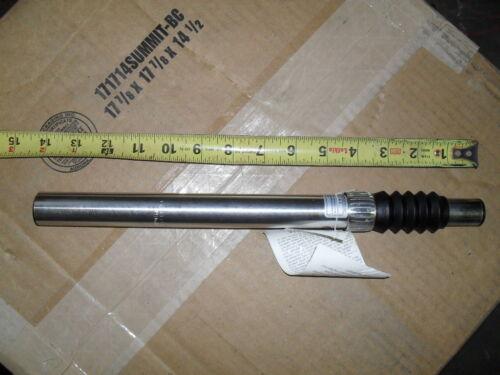 """Nouveau Zoom suspension 26.8 mm x 14/"""" VTT Tige de selle Vélo de montagne Vélo Tige de selle"""