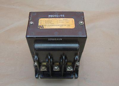 NEW Reliance 78090-50R  Motor Contactor Starter 40 Amp 600 Volt DC R001-7030-11