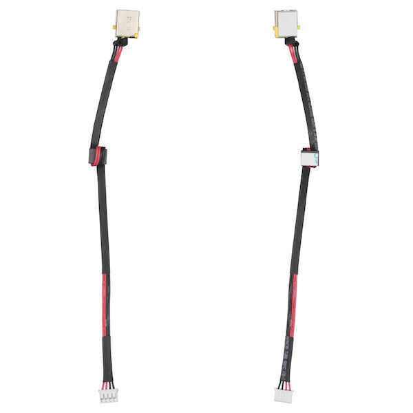 Acer Aspire E1-571 DC Power Jack Port Socket Cable | 65W Yellow 17cm