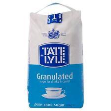 Tate & Lyle Granulated Sugar – 10kg Bulk Pack Catering