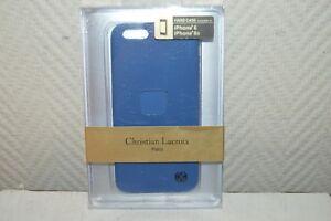 COQUE-RIGIDE-HARD-CASE-CHRISTIAN-LACROIX-APPLE-IPHONE-6-6S-NEUF-FUNDA-COVER