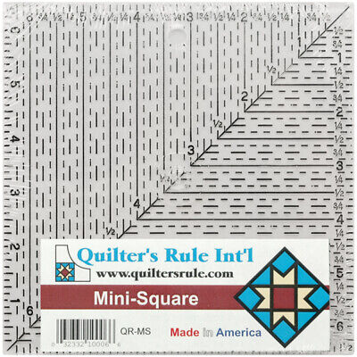 "QR1 Quilter/'s Ruler-24/""X6-1//2/"""