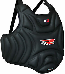 RDX-Advance-Chest-Body-Protector-Guard-MMA-Armour-Muay-Thai-Kick-Boxing-Karate-P