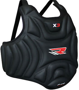 RDX-Boxing-Protector-Chest-Guard-MMA-Body-Armour-Training-Kickboxing-Sports