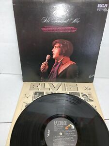 Elvis Presley He Touched Me LP Vinyl Record RCA Victor LSP-4690 w/inner sleeve
