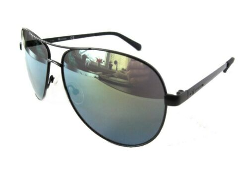 NWT GUESS Mens Sunglasses GG2109 Black//Green Guess Pouch $80