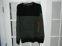 Unionbay Young Men's Norwegian Style Crew Pullover Sweater - Size Large Nice