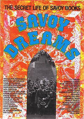 Savoy Dreams, Michael Butterworth,David Britton, Very Good