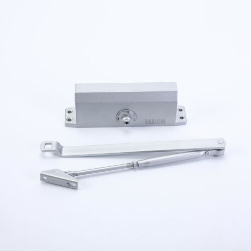 Union Metal Fire Rated Door Closer Automatic Overhead 60KG Silver