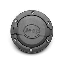 New Fuel Filler Door Tank Cap For 2007-2017 Jeep Wrangler Unlimited 2/4 Door JK
