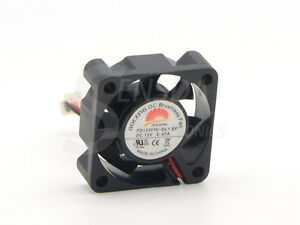 New 3010 0.07A PLA03010S12M 12V 3 cm three wire speed fan ultra quiet cooling fan