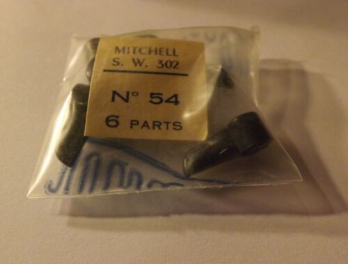 6 New Old Stock Garcia Mitchell 302 402 FISHING REEL ANTI REVERSE LEVER 81345