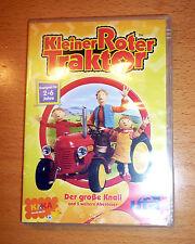 DVD Kleiner Roter Traktor Vol.1/Der große Knall (2006), gebraucht, guter Zustand