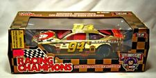 Bill Elliot 1998 Racing Champions Nascar Gold Stock Car Replica NIB McDonald's