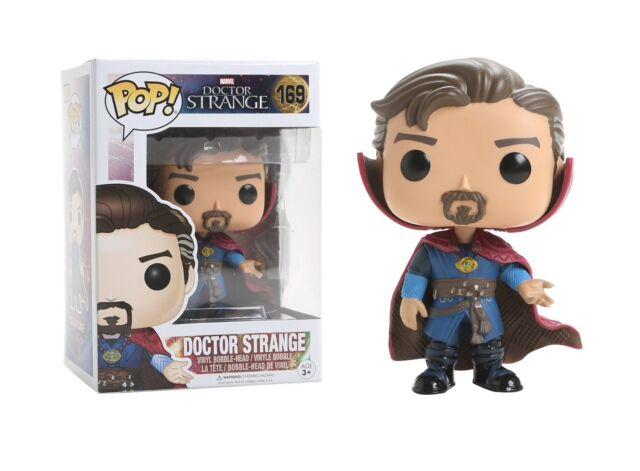 Funko Pop Marvel Doctor Strange: Doctor Strange Vinyl Bobble-Head #9744