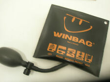 2x Winbag Pump Up Air Tool Shim Wedge Bag For Fitting Door/Windows Frames