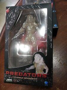 Hiya Toys - Predator 2 - 1:18 Scale - Invisible Berserker Predator