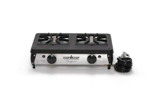 Camp Chef Ranger II Stove - Regulator and 5 ft. hose included