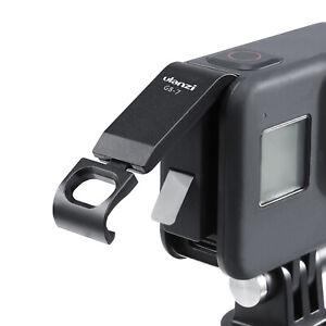 Tapa de batería puerta ULANZI G8-7 Cubierta para GoPro Hero 8 Negro Deporte piezas de cámara