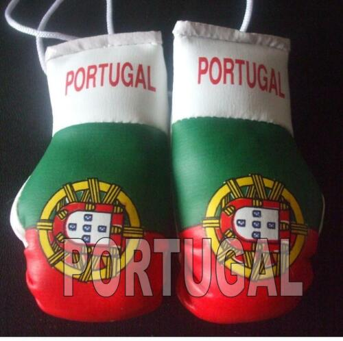 Torres Strait Flag//Toress Strait mini boxing gloves for your car mirror.Hurry