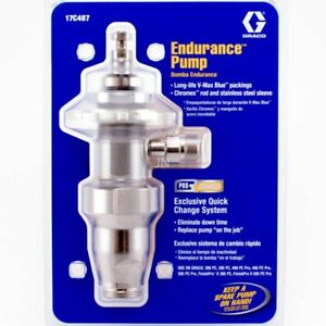 Details about Graco Pump Lower For 390/395/490/495/595 Airless Paint  Sprayers 17C487