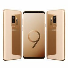 Samsung Galaxy S9+ S9 Plus 128gb Snapdragon Brand New Cod Agsbeagle