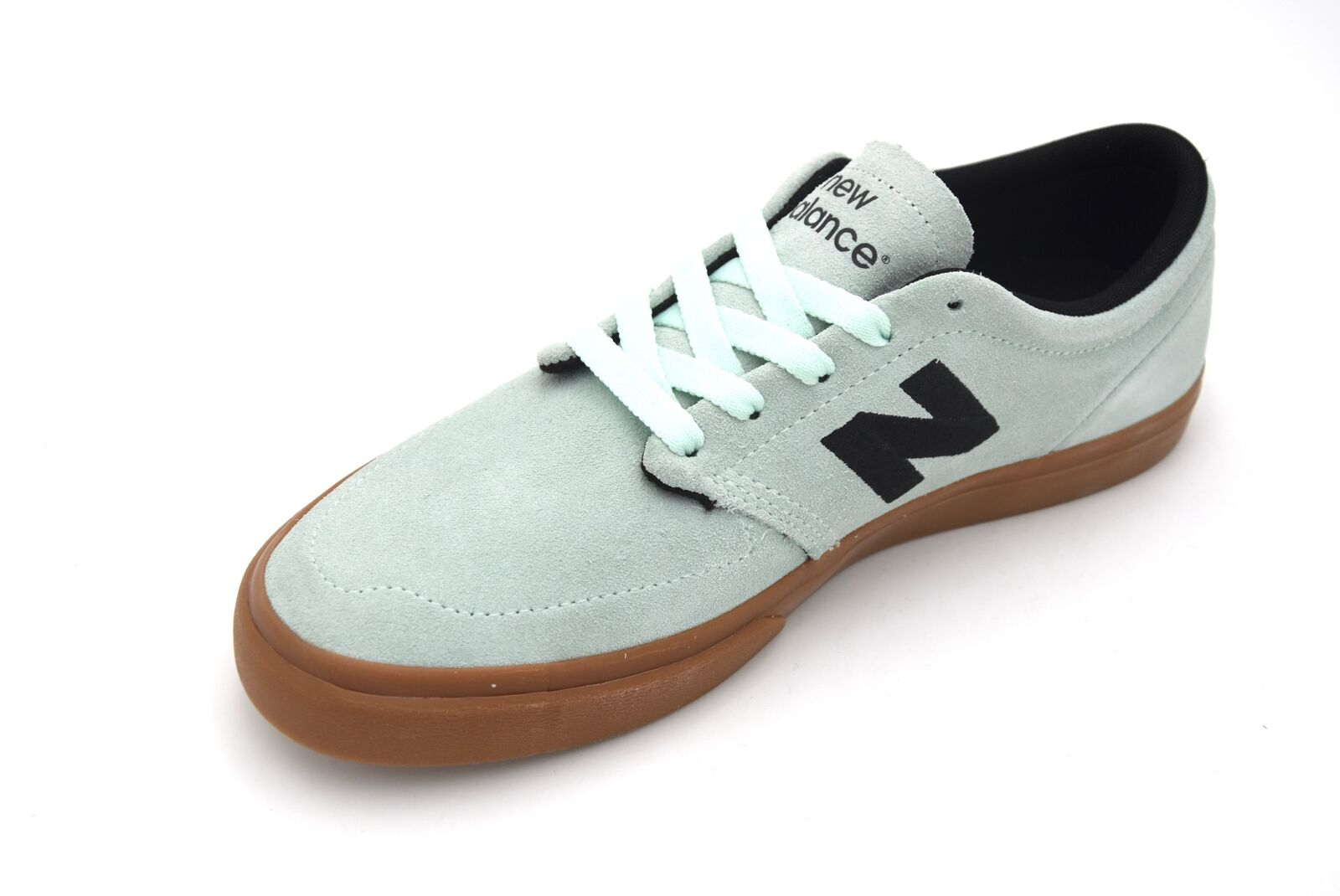 NEW BALANCE MAN FREE TIME CODE CASUAL SNEAKER Schuhe SUEDE CODE TIME NM345MNG 6c8890