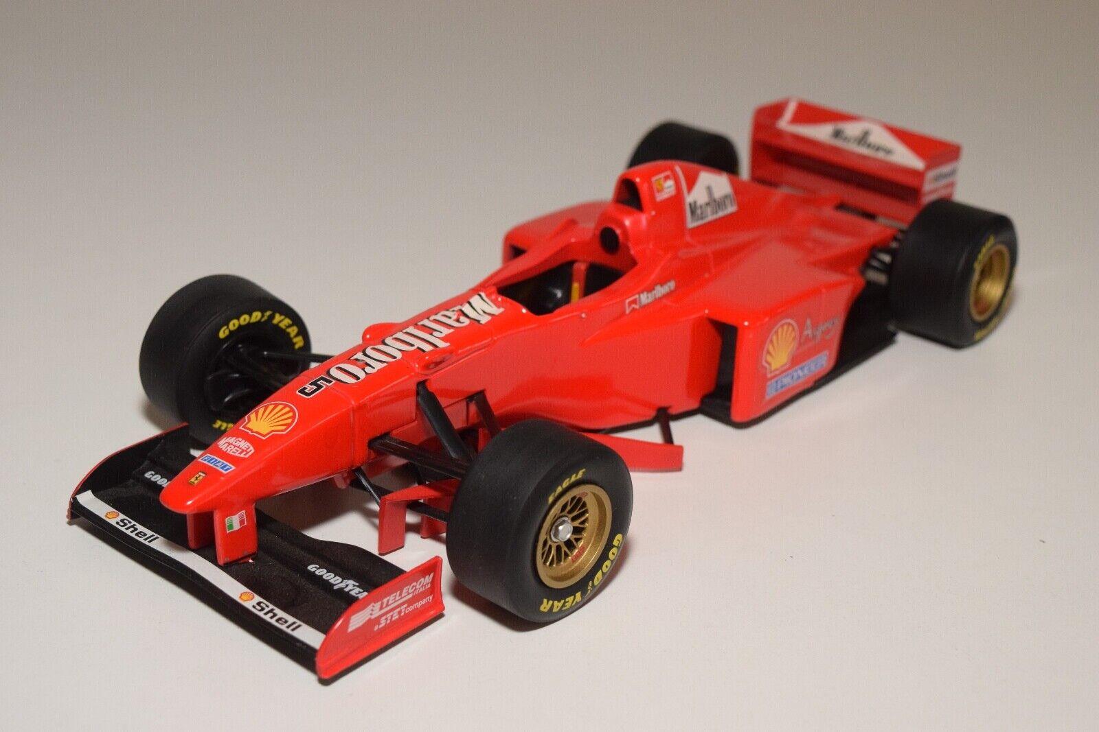 V 1 18 MINICHAMPS FERRARI F1 FORMULA 1 RACING CAR F310B F310 B 1997 SCHUMACHER