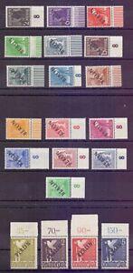 Berlin-1948-Schwarzaufdruck-MiNr-1-20-Rand-geprueft-Michel-2-275-00-530