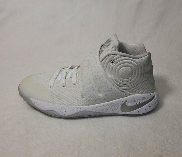 Nike Kyrie 2 White Chrome Metallic