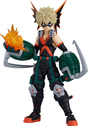 figma My Hero Academia Katsuki Bakugo Takara Tomy Japan New***