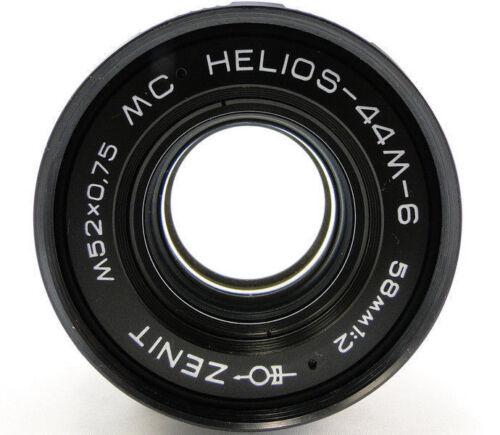 ⭐NEW⭐ MC HELIOS 44m-6 Lens Canon EOS EF Mount 80D 6D 7D 5D Mark II III IV 44-2