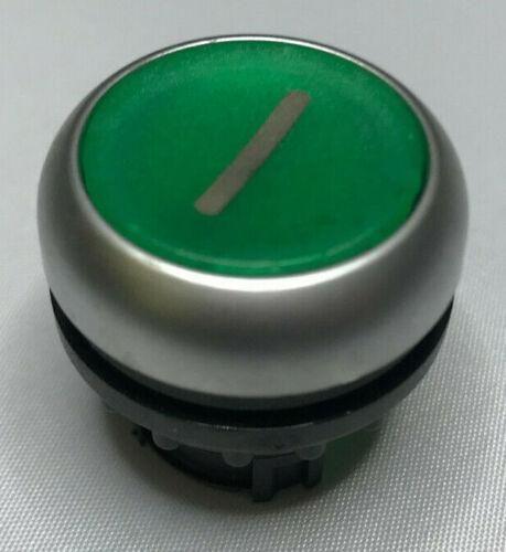 EATON Beleuchteter Drucktaster grün
