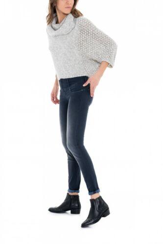 Trame Mystery Up Jeans Push Avec Slim Couleur De 117859 8504 Salsa qA4RZ