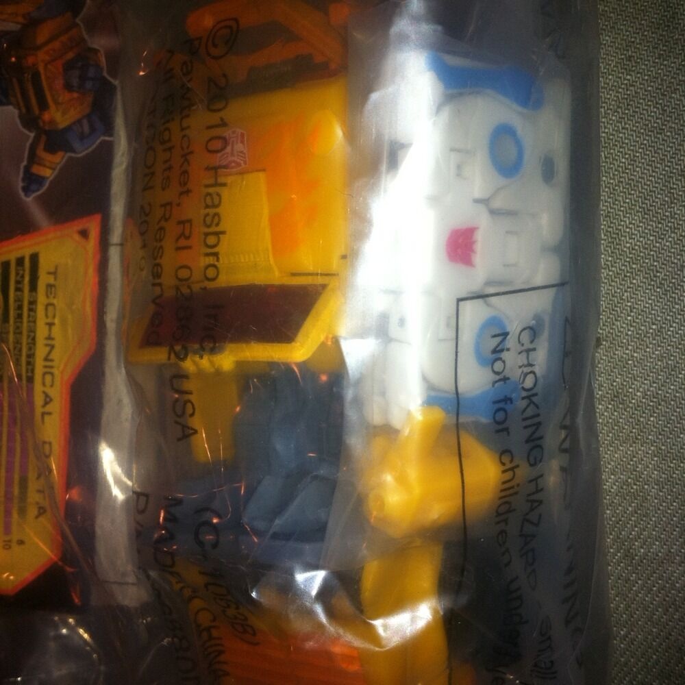 Botcon 2010 Transformers Turbomaster Scorch & Shattered glass Ravage New G2