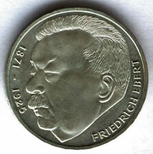 Alemania 5 Marcos 1975 J plata @ Friedrich Ebert @