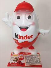Kinderino Mascot Eggman Kinder Surprise egg Limited Edition 2013 INDIA Very Rare