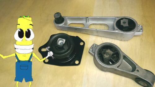 Motor Mount Kit for Dodge Neon 2.0L or 2.4L Engine 2000-2005 Set of 3