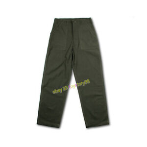 OG107-Military-Pants-Replica-Loose-Men-039-s-US-Army-Green-Vintage-Casual-Trousers