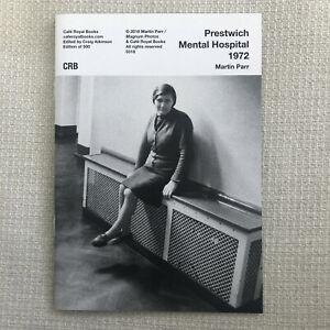 Martin Parr Prestwich Mental Hospital 1972 Cafe Royal Books Magnum Photographer
