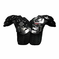 New Schutt Y-Flex BlackOut All Purpose Football Lids Youth Shoulder Pads