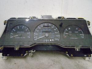 Image Is Loading 95 96 97 Ford Windstar Sdometer Instrument Cer