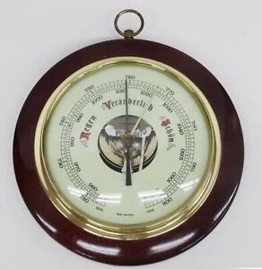 Alteres-dekoratives-Barometer-made-in-West-Germany