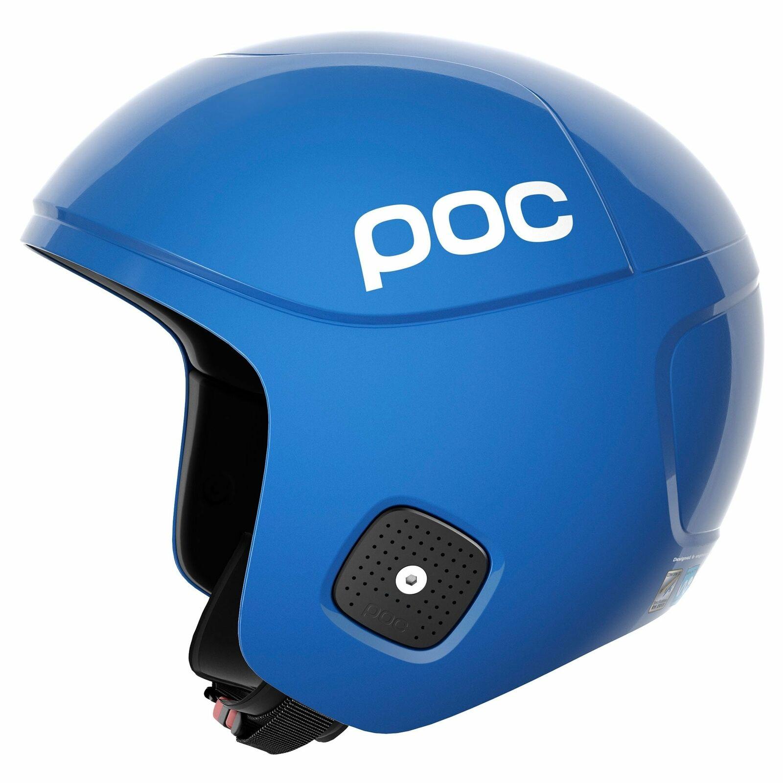 POC Orbic X Spin Race Helmet - Basketane bluee