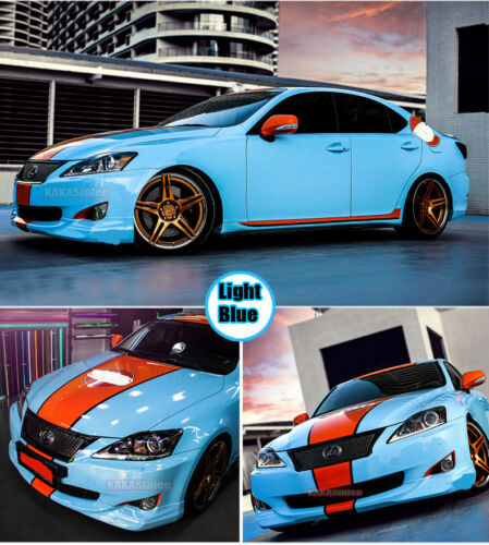 High Glossy Car Paint Change Bright Flat Vinyl Wrap Film Sticker Air Free AB