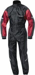 Held-Eclaboussure-Pratique-Moto-Combinaison-Anti-pluie-Argent-Noir-Jaune-Rouge